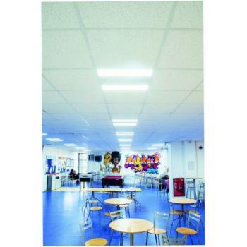 Dalle LED Twin Bar 600x600 mm