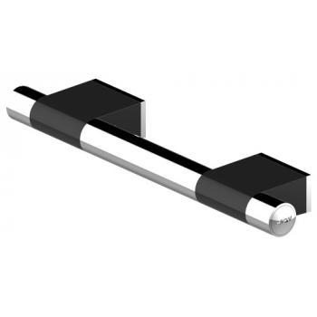 Barre d'appui droite Inox Ø 32 Onyx Duo