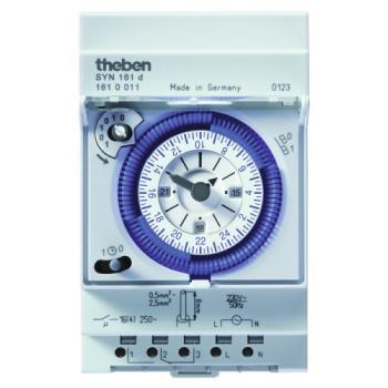 Interrupteur horaire programmable analogique SYN 161 d