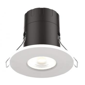 Spot LED Mauna à collerette interchangeable