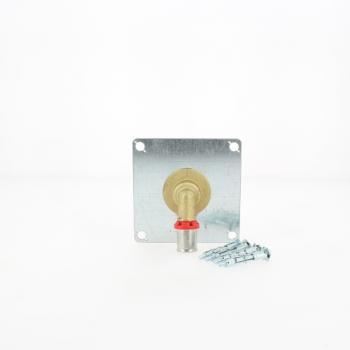 Kit de fixation de robinetterie sur cloison Palaos
