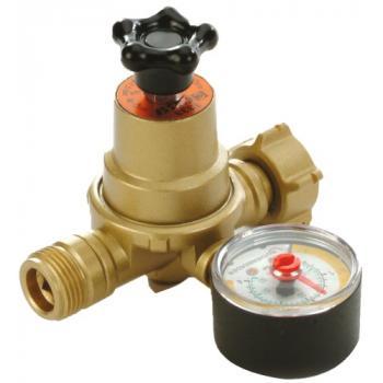 Détendeur à sécurité butane-propane 1333 à pression réglable