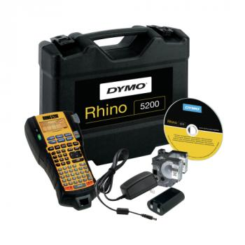 Kit étiqueteuse DYMO® Rhino 5200