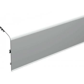 Bandeau en aluminium 11164/300 longueur 3m pour double voie pour rail volets coulissants Win-Slide R