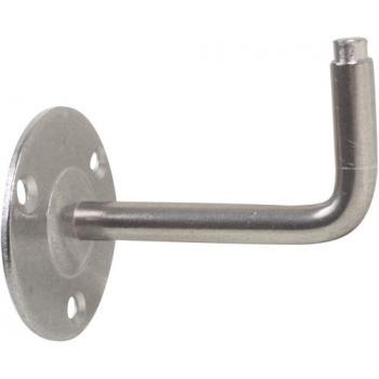 Support de rampe à souder acier brut