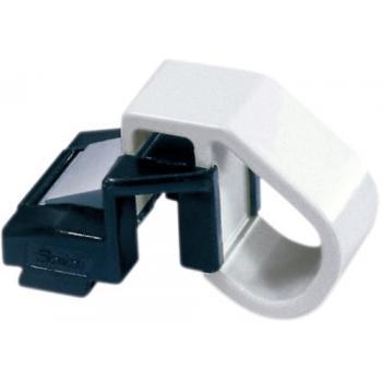 Loqueteaux Superclak en aluminium pour profilés à gorge européenne