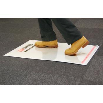Kit tapis collant anti-poussière et antidérapant Zipwall Mat Starter Kit