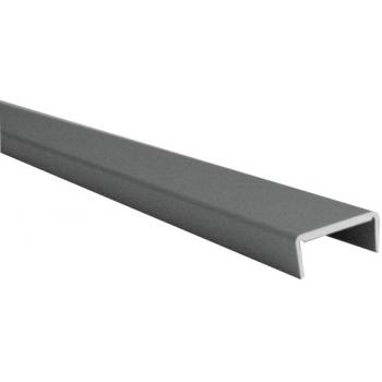 Profil d'habillage aluminium