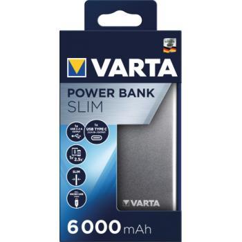 Batterie rechargeable Power Bank Slim