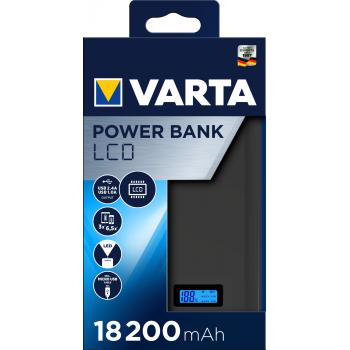 Batterie rechargeable Power Bank LCD
