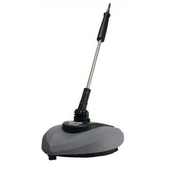 Laveur de sol Round Cleaner à raccord rapide inox