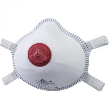 Demi-masque anti-poussière FFP3 - M1300VC - boîte de 5 masques
