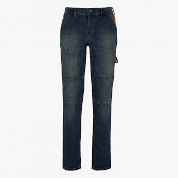 Pantalon jeans stone plus