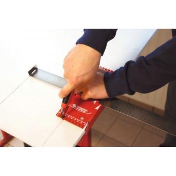 Trusquin de plaquiste pour découpe ou traçage des plaques de plâtre
