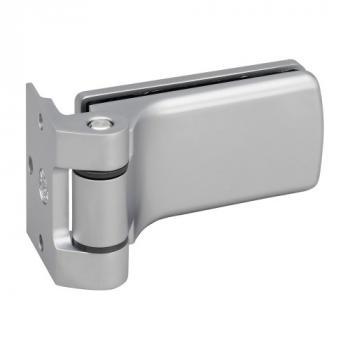 Ensembles paumelle et fiche pour cloison aluminium - multi-feuillure 4203