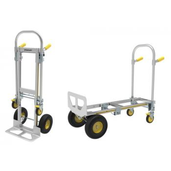 Diable chariot transformable Industrial 200 kg