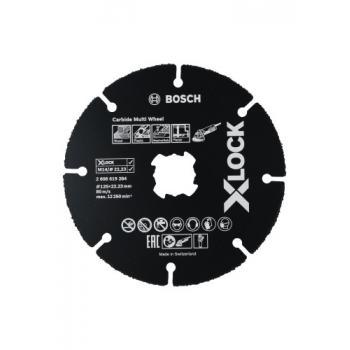 Disque à concrétion carbure Multiwheel Xlock