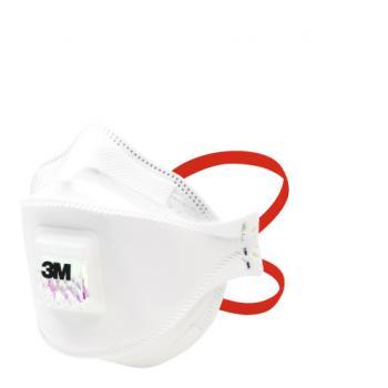 Masque antipoussières 3M™ Aura™ FFP3 9332+