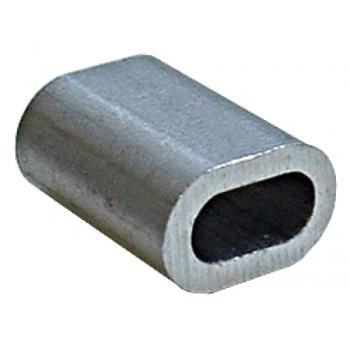 Manchons aluminium pour câble galvanisé