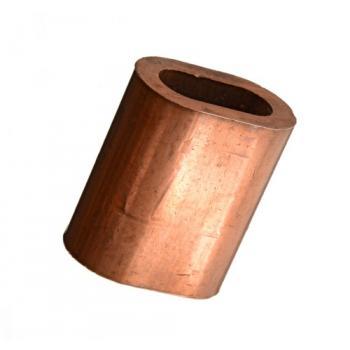 Manchons cuivre pour câble inox