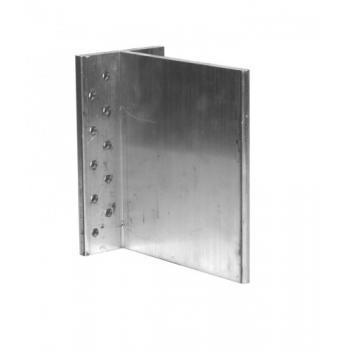 Étrier en âme intérieure aluminium BTALU
