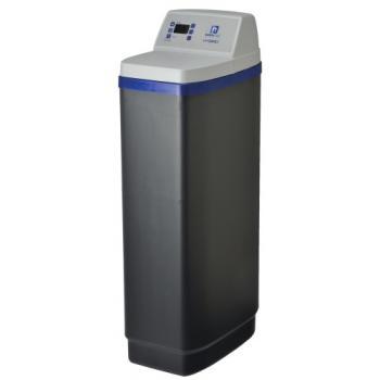 Adoucisseur d'eau à régénération volumétrique + filtration à charbon actif NSC Hybrid+