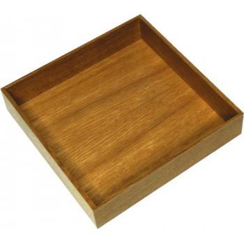 Boîte de rangement bois avec poignée FineLine MosaiQ