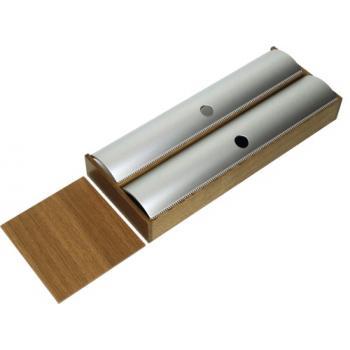 Bloc porte-rouleaux bois pour plateau multifonctions FineLine MosaiQ