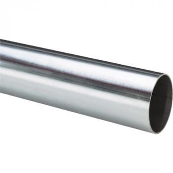 Tube acier électrozingué 6M