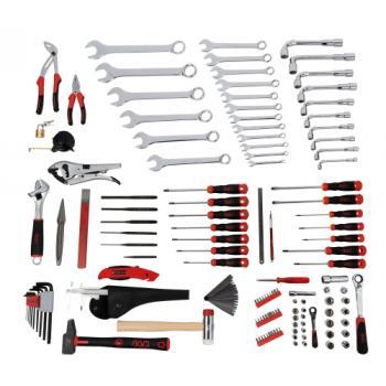 Composition servante 135 outils CPP 135 SV