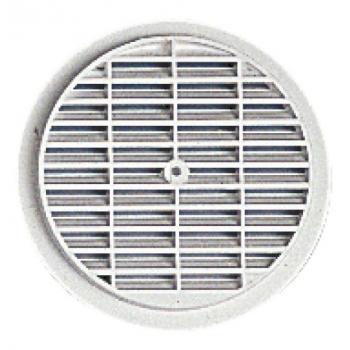 Grilles de ventilation rondes à visser ou à coller - B113, B153, B203
