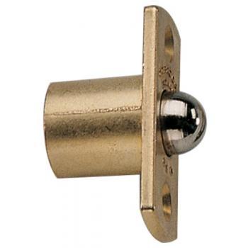 Loqueteau à bille cylindrique à encastrer type D25
