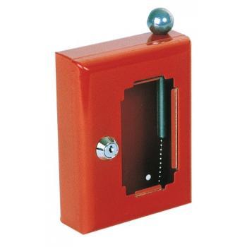 Boîte à clé - fermeture à barillet pour sécurité incendie
