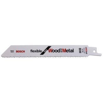 Lames de scies sabres pour le bois et les métaux - S922HF