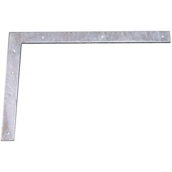 Contre-équerre acier galvanisé