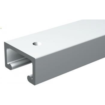 Rail MINITUB pour portes de meubles - Vantail de 6 kg