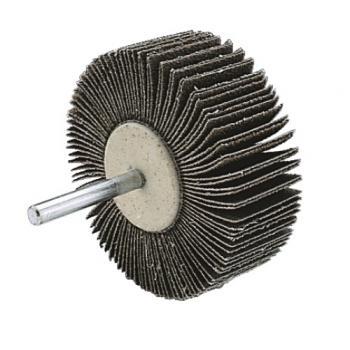 Abrasifs roues à lamelles toile corindon