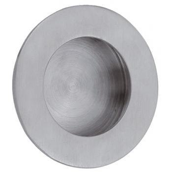 Poignée cuvette ronde inox 304 Ø 65 mm Boëdic - Legallais