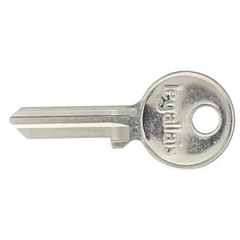 Ebauche de clé pour cadenas Ancre