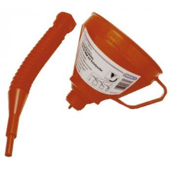 Entonnoirs à flexible avec filtre laiton