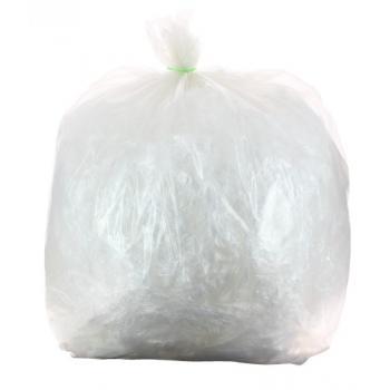 Sacs poubelles transparents 50 litres
