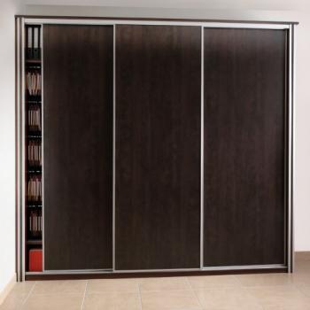 Ferrures P100 pour portes de meubles - Kit 2 vantaux