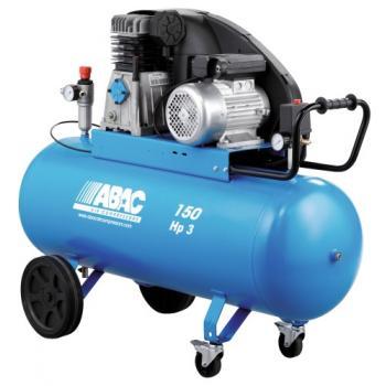 Compresseur d'air à piston 150 litres 3CV - PRO A 39B 150 CM3