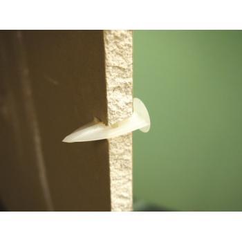 Chevilles polyamide pour plaques de plâtre Tacoplac