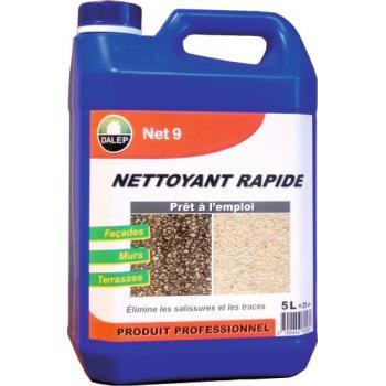 Nettoyant rapide NET 9
