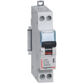 Disjoncteurs DNX³ 6 KA unipolaire + neutre
