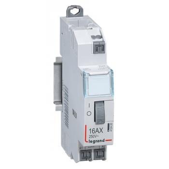 Télérupteur unipolaire 16 A CX³ standard