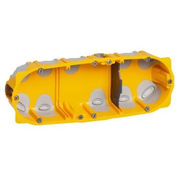 Boîte d'encastrement Ecobatibox pour cloisons sèches BBC