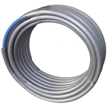 Couronne tube PER pré-gainé et isolé