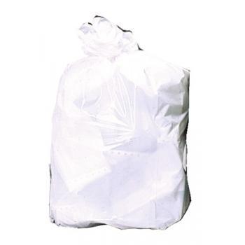 Sacs poubelles blancs 20 litres